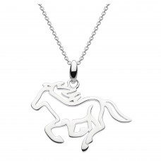 "Dew Dro ""Giddy Up"" Horse Pendant"