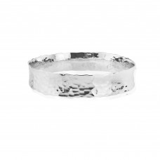 John Garland Taylor Silver Nicole Bangle