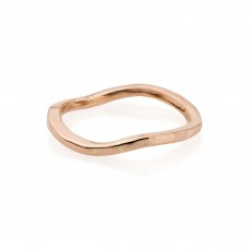 John Garland Taylor 9ct Rose Gold Taylor Ring