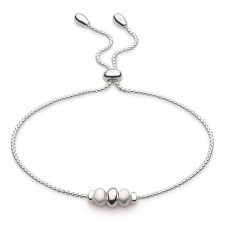 Kit Heath Silver Coast Tumble Bracelet