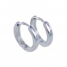 Reeves & Reeves Sleepy Jean Hoop Earrings