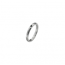 Virtue Silver Sister Stacking Ring
