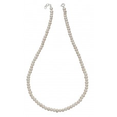 Gecko freshwater pearl necklace