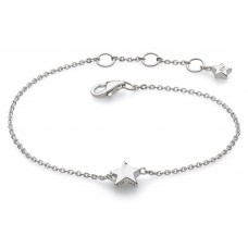 Kit Heath Silver Miniature Shining Star Bracelet