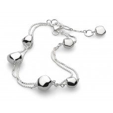 Kit Heath Silver Coast Rokk Chain Bracelet