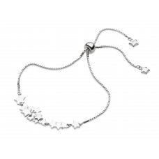 Kit Heath Silver Stargazer Galaxy Bracelet